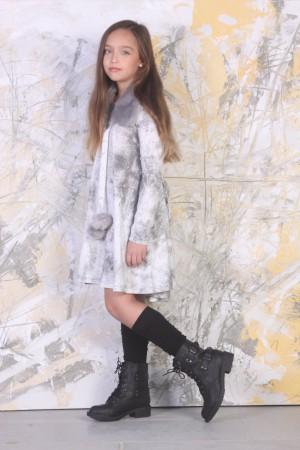 שמלה ילדות הכי קולית ומסתובבת
