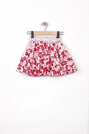 חצאית בורדורה מסתובבת
