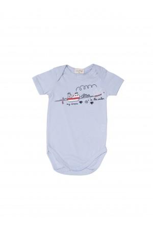 סיילור -בגד גוף לתינוקות
